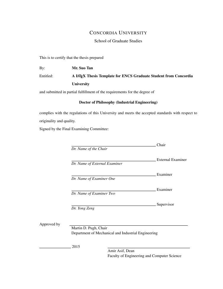 Thesis template rice university