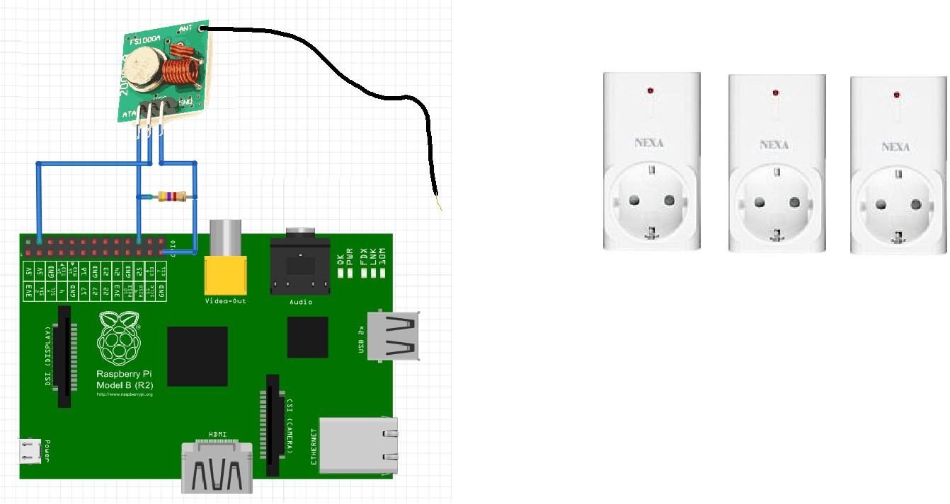 433mhz Transmitter Schematic Circuit