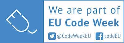 Logo EU Code Week