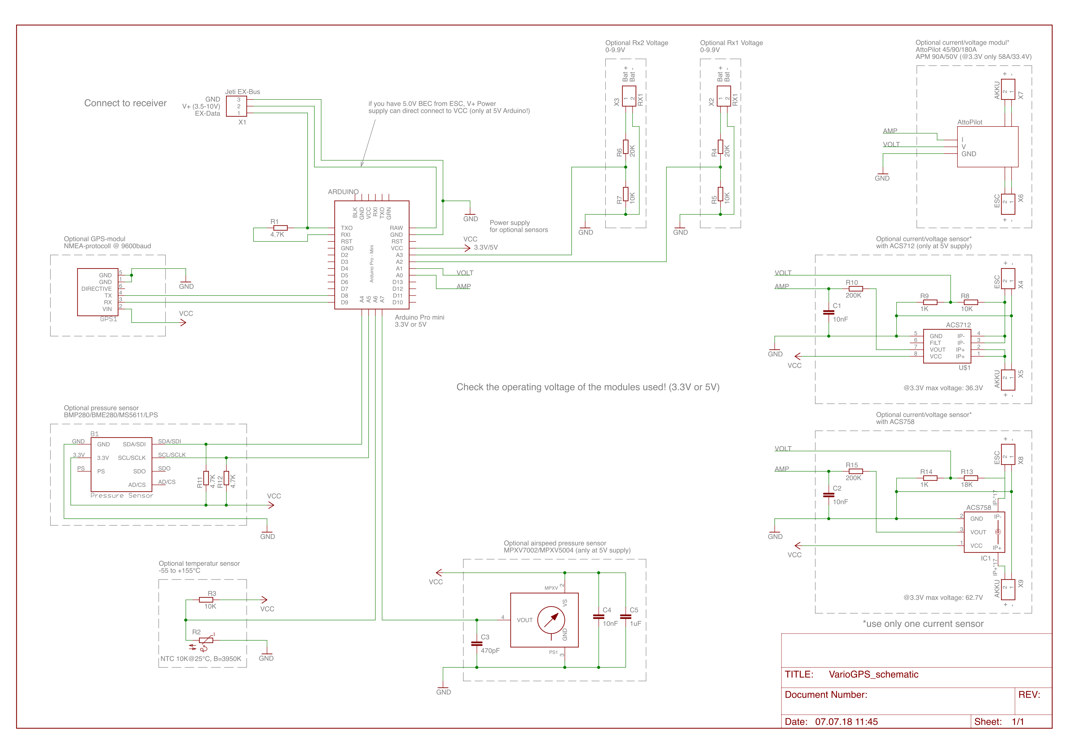 Usb To Serial Adapter Schematic