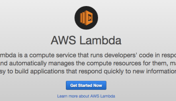 Sematext - Centralized AWS Lambda Logs with Kinesis and Serverless