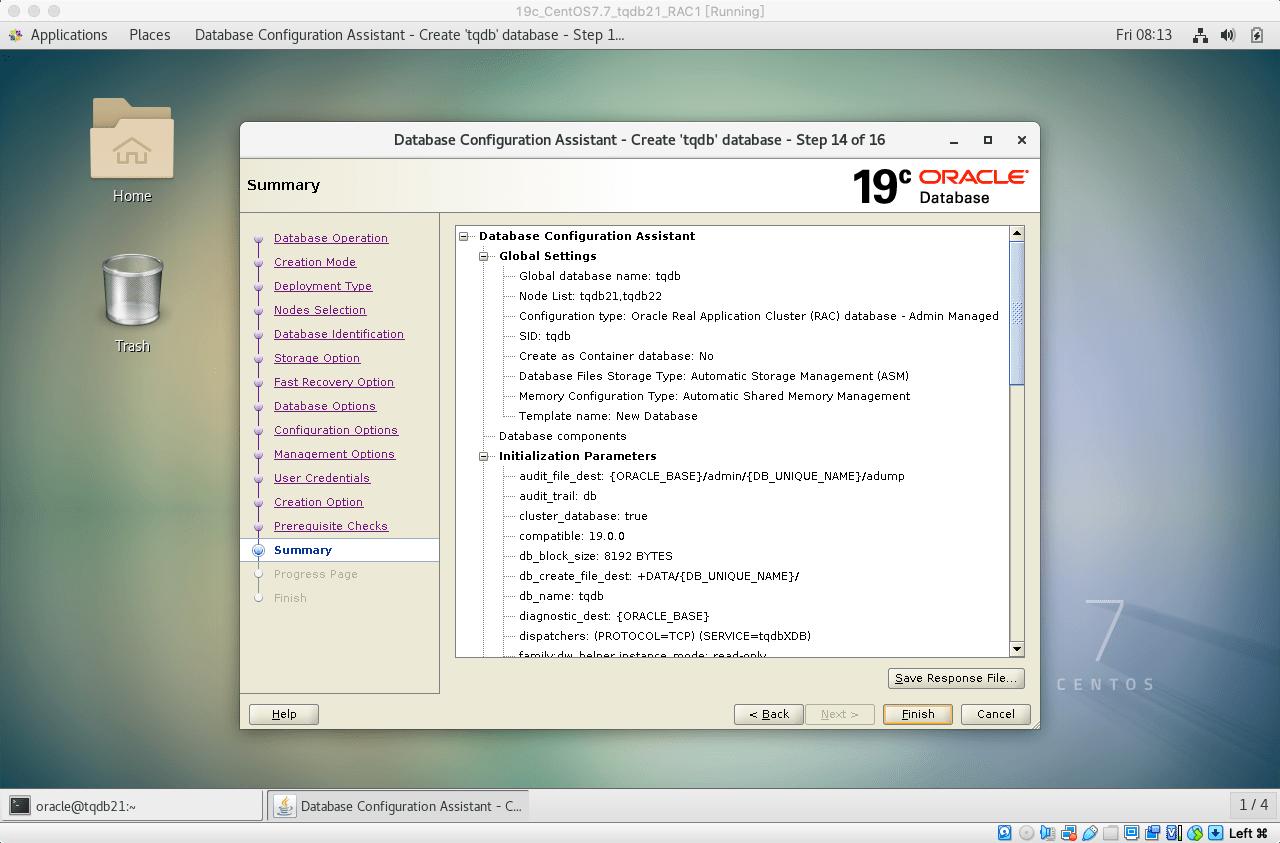 19cRACdbca建库23
