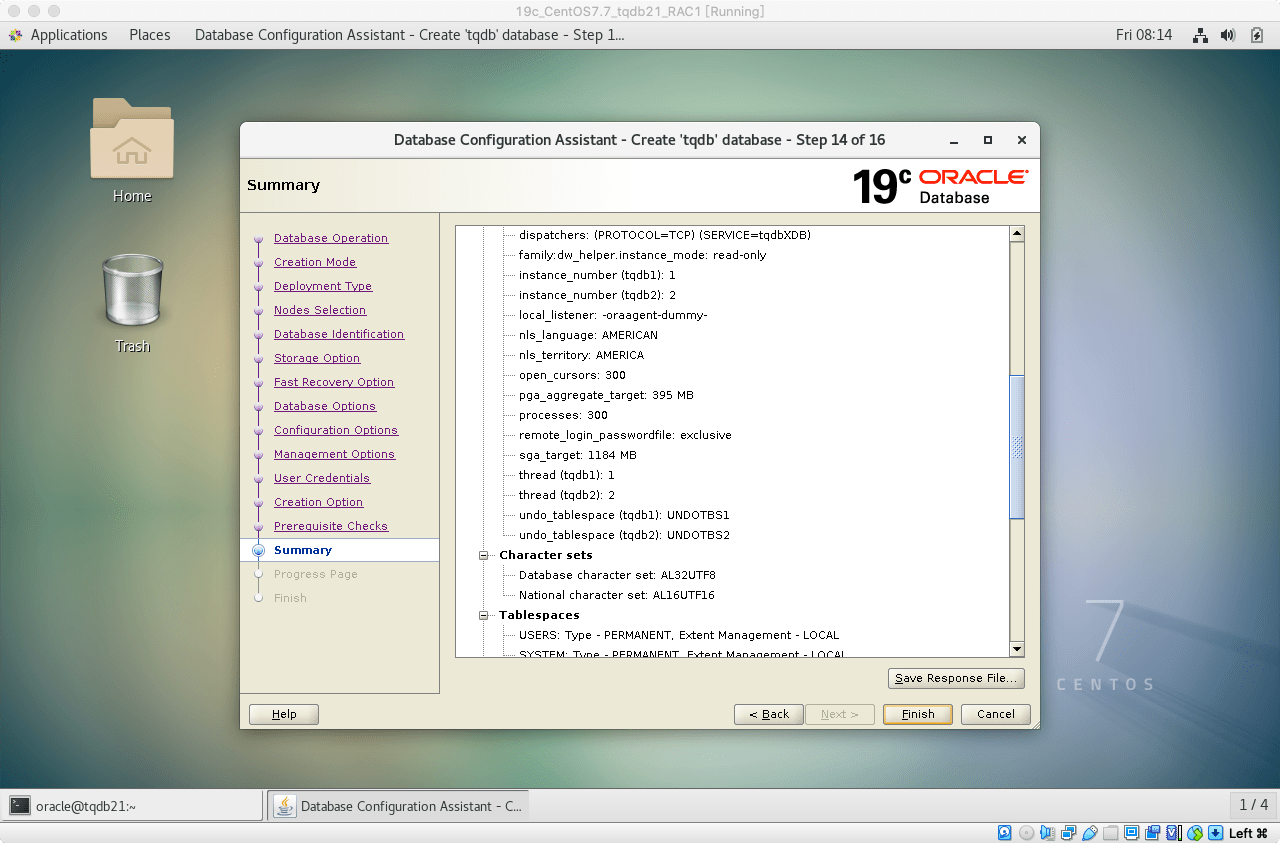 19cRACdbca建库24