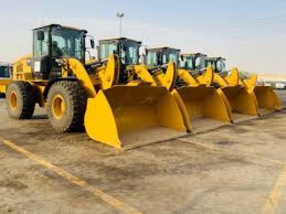 شركات تأجير معدات ثقيلة