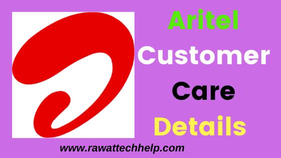 airtel customer care