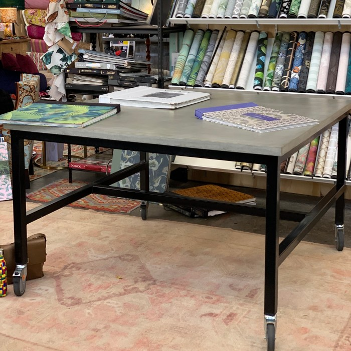 Custom Table – Little and Fox