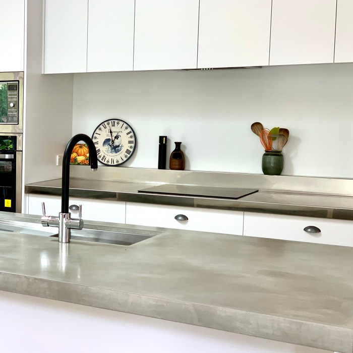 Kitchen Island – Private Client