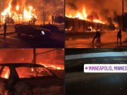 """Minneapolis Is Burning"" - Buildings Torched, Stores Looted, Protests Over George Floyd Intensify"