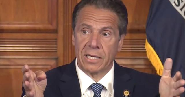 Cuomo Shreds de Blasio for Failing to Protect NYC From Rioters, Hints he Might Replace and Take Over