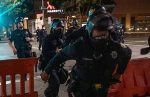 ABC News On Violent Oakland Riot: 'Peaceful Demonstration Intensified'