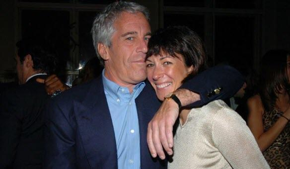Ghislaine Maxwell Arrested In New Hampshire