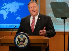 "Pompeo Calls China's Consulate in Houston ""Den of Spies"""
