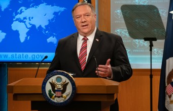 """Pompeo Calls China's Consulate in Houston """"Den of Spies"""""""