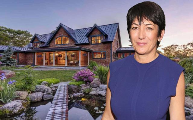 New Court Filing: Ghislaine Maxwell 'Fled' Across House During Raid; FBI Found Tin Foil-Wrapped Cell Phone