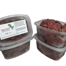 Raw Dino Product example