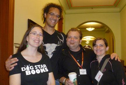Jennifer Barnes, John Edward Lawson, Scott Johnson, Kristen Dearborn