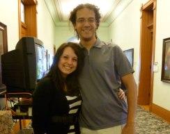 Stephanie Wytovich & John Edward Lawson