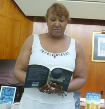 K. Ceres Wrigth at Bexley Public Library