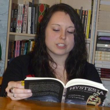 Wytovich reading