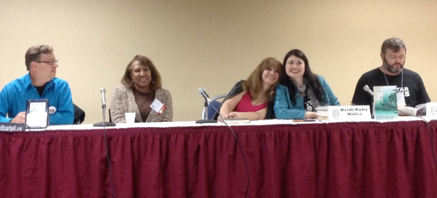 Science Fiction Adventure panel