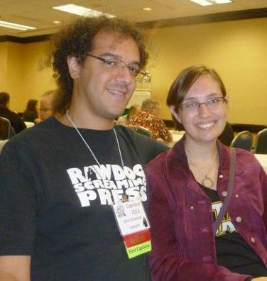 John Edward Lawson and Hanna Gribble