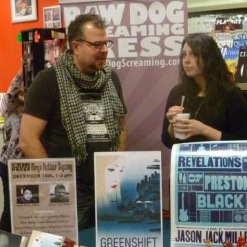 Jason Jack Miller, Stephanie Wytovich