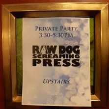 The RDSP private party