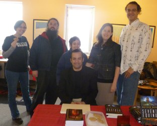 Hanna, Nathan, Ripley, Deena, John & Matt