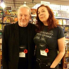 Stephen Jones & Maria Alexander