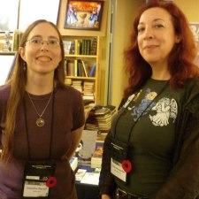 Jennifer Barnes & Maria Alexander