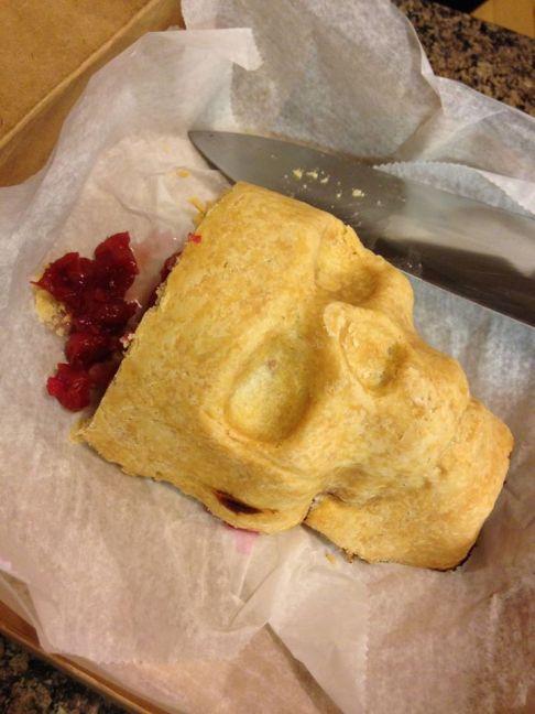 Skull pie, anyone?