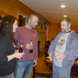 Stephanie, Kealan & Matt