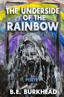Underside of the Rainbow poetry collection cover art