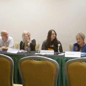 Poetry panel