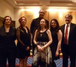 RDSP at the Stoker Awards