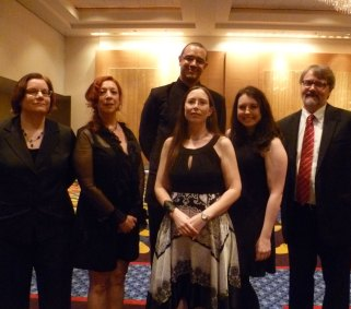 RDSP at the Stoker Awards