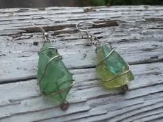 drop-spiral-earrings