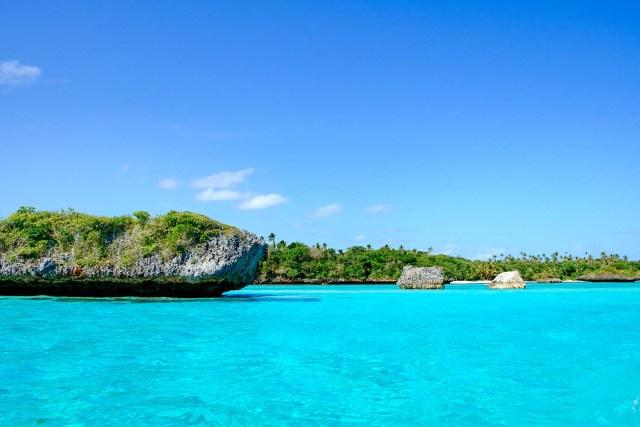 Turquoise water Kaibu Vatu Vara islands