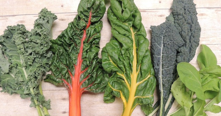Eat Leafy Green Vegetables To Prevent Osteoporosis