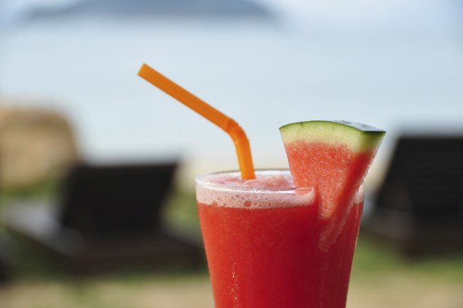 Fresh Watermelon Juice