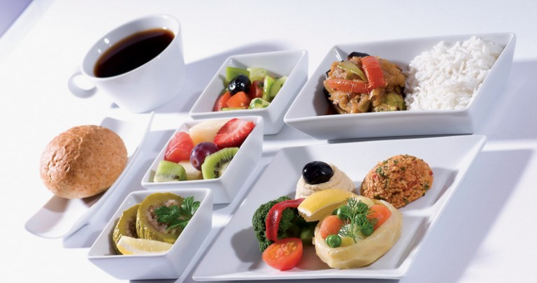 Vegan Airline Meals: How to Eat Healthy While Traveling