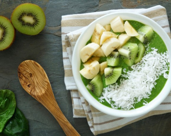 Supergreen Smoothie Bowl