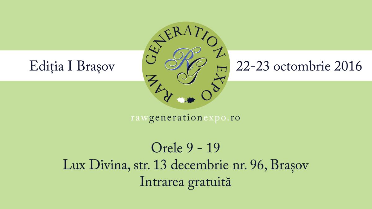 Raw Generation Brasov - Editia I