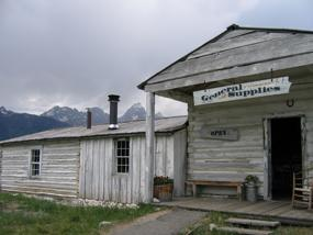Menor General Store where Rawhide Studio's jewelry will be on display. I think entreprenuar, Bill Menor would approve!