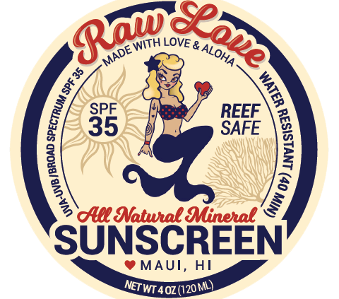 natural mineral sunscreen