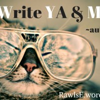 I Write YA & MG, blog tag Q&A!