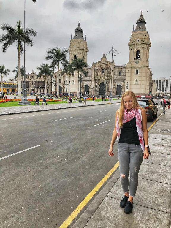 1 Day in Lima itinerary