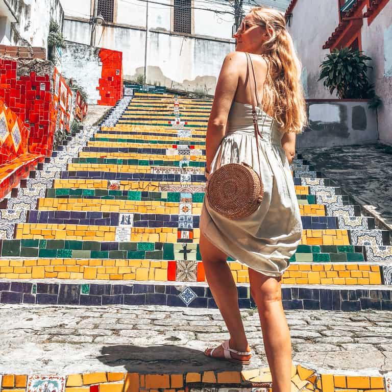Escadaria Selaron, Rio de Janeiro