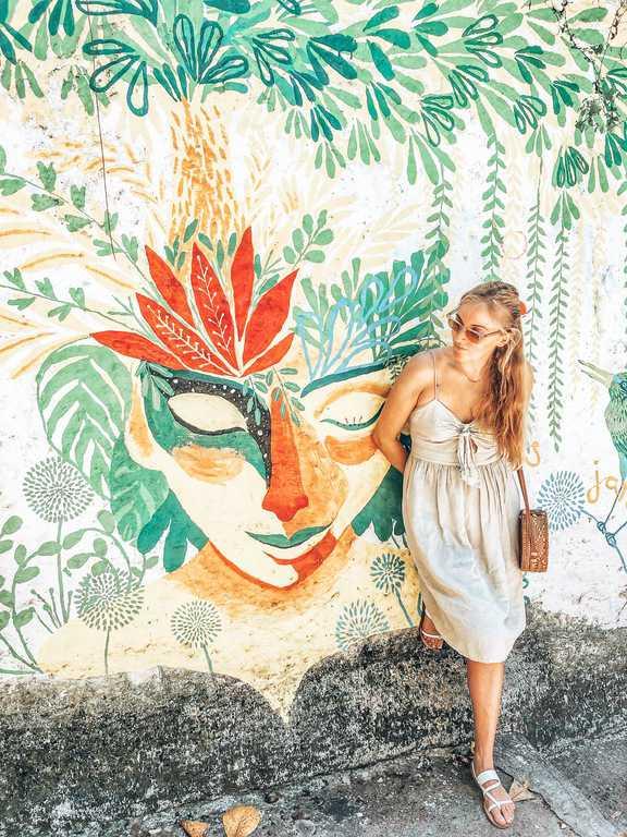 Rio de Janeiro, mural, street art