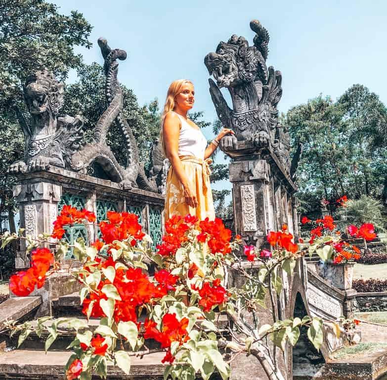 Tirta Gangga, the Water Palace Bali
